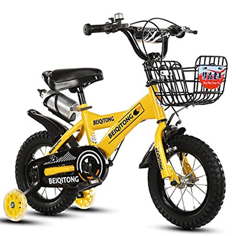 AI-QX 12-18Pulgadas Bicicleta Infantil Estudio Aprendizaje Montar ...