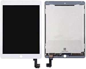 LCD Display Touch Screen Digitizer Assembly for iPad Air 2 A1566 A1567 White