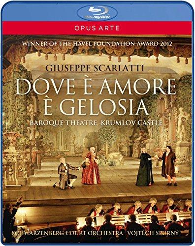 Vojtech Spurny - Dove E Amore E Gelosia (Blu-ray)