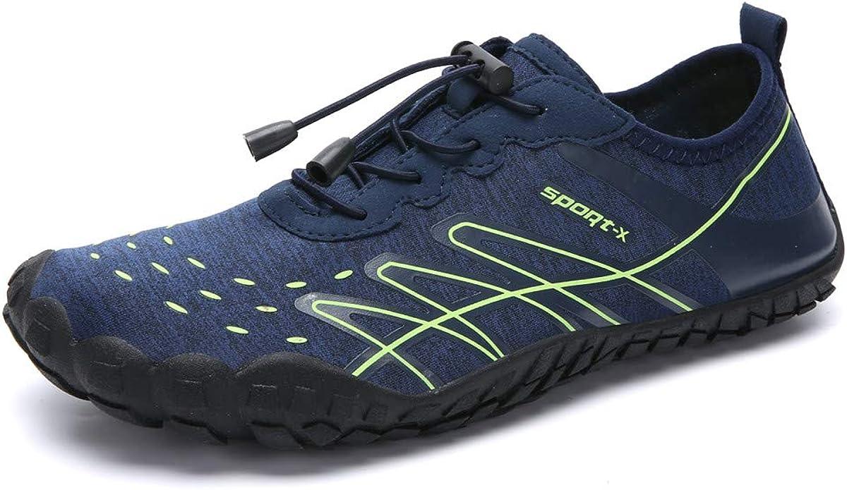 Morbuy Unisexe Chaussures de Plage deau /à Pieds Nus Plage Respirant /ét/é pour Plong/ée Gymnase Piscine Surfer Yoga et Plage Surf Plong/ée Chaussons Aquatiques