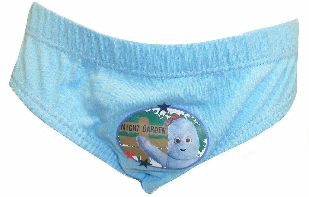 In the Night Garden Little Boys 6 Pack Briefs