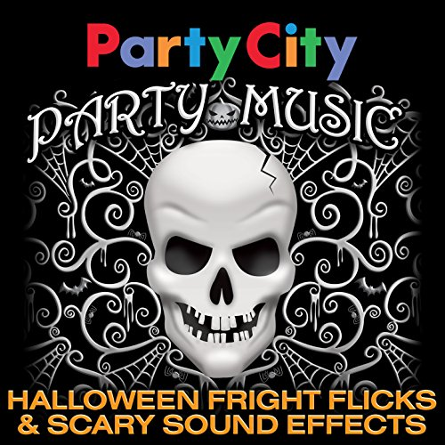 Party City Halloween Fright Flicks and Scary Sound Effects -