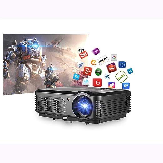 AI LIFE Proyector de TV Inteligente inalámbrico Proyector LCD ...