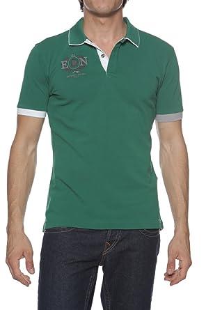 Amazon.com: Etiqueta Negra Polo Shirt ZAMORA SLIM FIT, Color ...