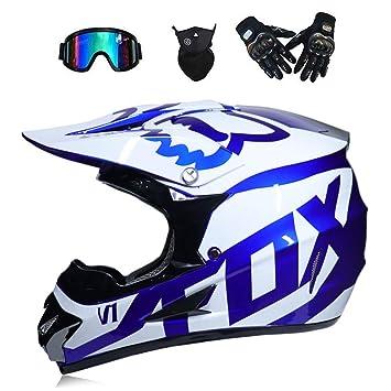 Motocross Casque Vtt Adulte Moto Atv Hwjf Mx De nvNOmwy80P