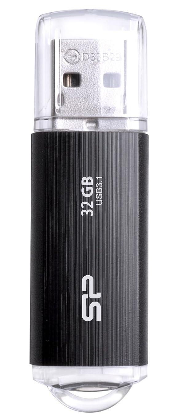 銛謙虚暖かくTranscend USBメモリ 32GB USB 3.1 スライド式 ブラック TS32GJF790KBE 【Amazon.co.jp限定パッケージ】