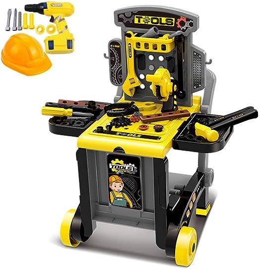 Caja de herramientas para niños Juego de herramientas de ...