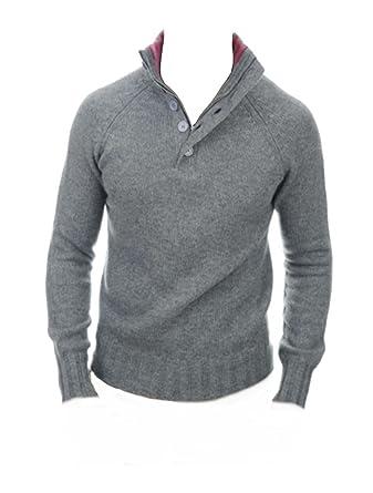 Herren Pullover Troyer Arbeitskleidung Arbeitstroyer marine Winterkleidung Maco