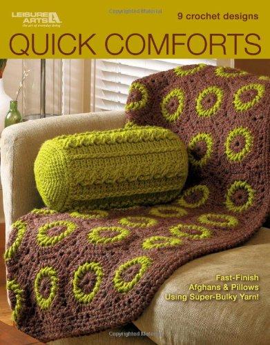 Read Online Quick Comforts in Crochet  (Leisure Arts #4834) ebook