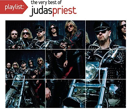 Playlist: The Very Best of Judas Priest (Eco-Friendly Packaging) by Judas Priest (2008-06-17) (The Very Best Of Judas Priest)
