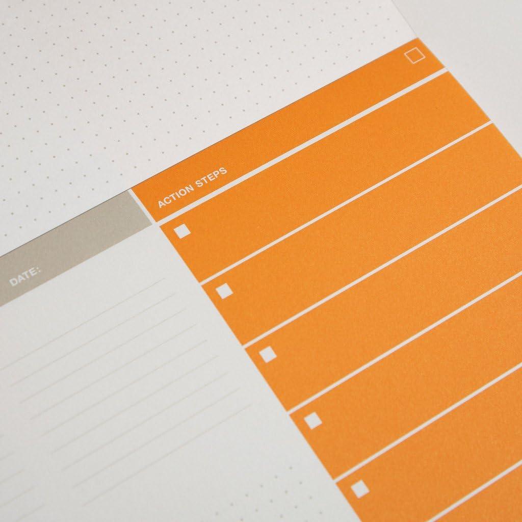 Behance Action Method Action Pad Orange