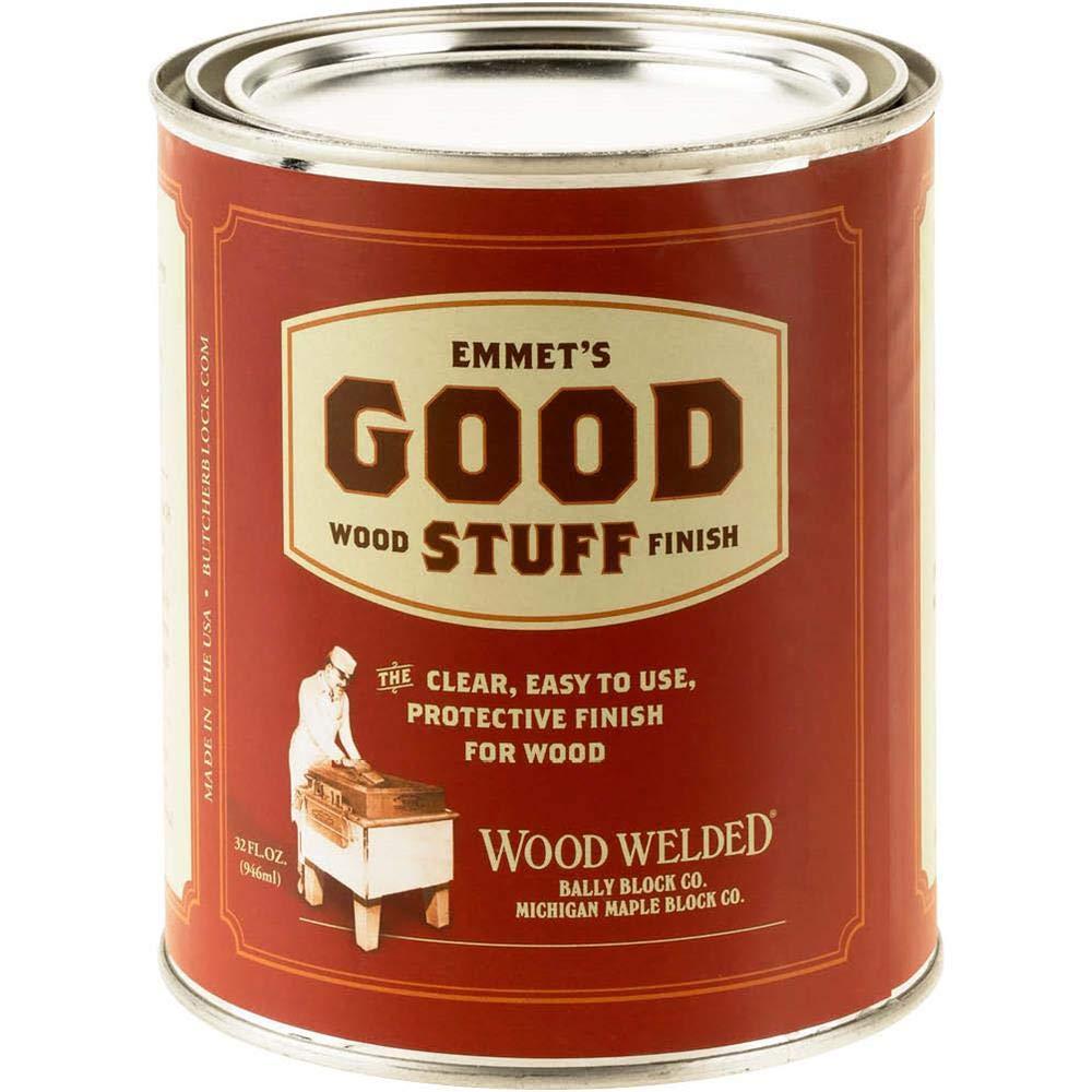 Wood Welded Emmet's Good Stuff Wood Finish - Quart by Wood Welded
