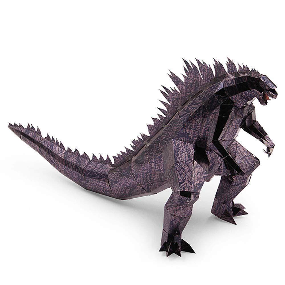 【新作入荷!!】 Microworld 3D Metal Assemble Puzzle B07CS9LBBK Behemoth Godzilla Model Monsters Model Kits Z013 DIY 3D Laser Cut Assemble Jigsaw Toys For Audit B07CS9LBBK, オーディオユニオン:c7168576 --- a0267596.xsph.ru