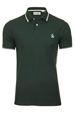ORIGINAL PENGUIN - Polo de Manga Corta para Hombre: Amazon.es ...