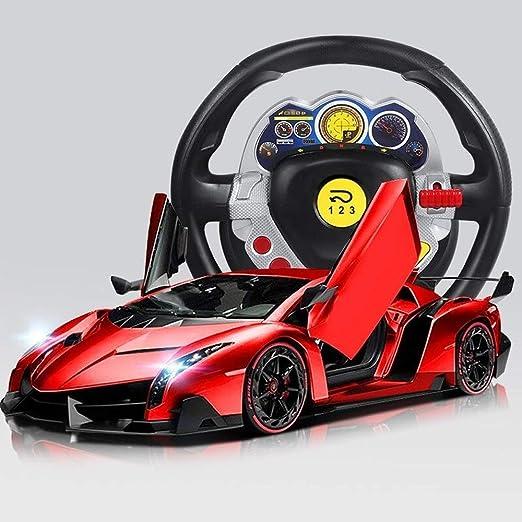 SPECOOL Ferngesteuertes Auto Dual Modi 360° Drehbarer RC