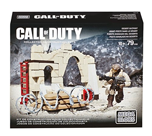 Mega Bloks Call Of Duty Desert Outpost
