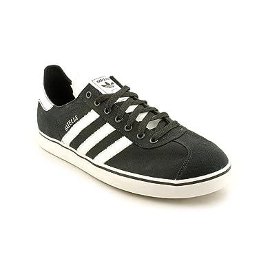 sale retailer fb973 d83b1 adidas Gazelle RST Mens Black Textile Sneakers Shoes Size 11 UK UK 11   Amazon.co.uk  Shoes   Bags