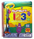 Crayola Numbers 1 2 3, Intervisual Books, 1615242716