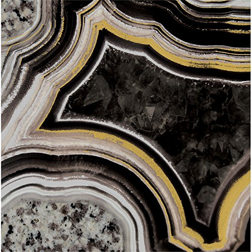 Michael Aram Paper Napkins Lunch Napkins Black and White Marble Party Supplies Pk -