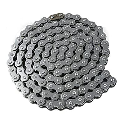 Black 520x120 Non O-Ring Drive Chain For ATV Motorcycle MX #520 Pitch 120 Links: Toys & Games