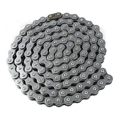 Black 520x120 Non O-Ring Drive Chain For ATV Motorcycle MX #520 Pitch 120 ()