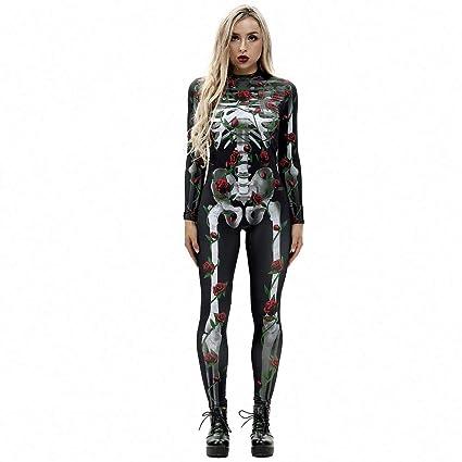 WSJ Disfraces de Halloween para Mujeres, Body de Disfraz de ...