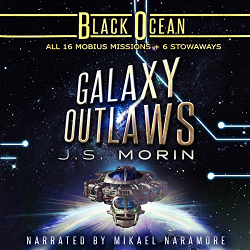 Galaxy Outlaws: The Complete Black Ocean Mobius Missions, 1-16.5 cover