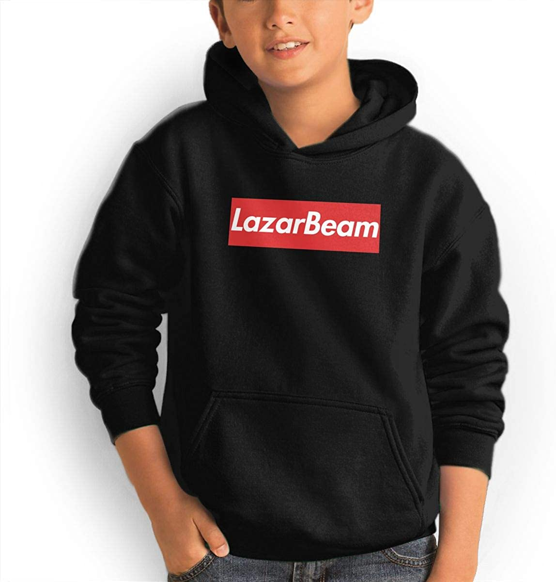 THORP.JENELLE Mens Fashion Lazar-Beam YouTube Top Sweater Hoodie