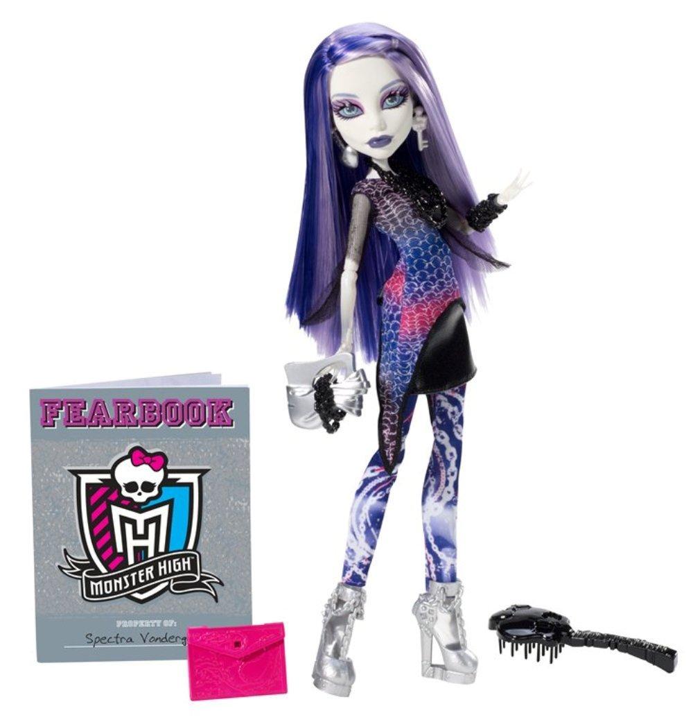 Monster High Picture Day Spectra Vondergeist poupée