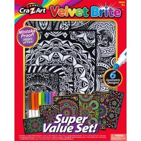 Velvet Art Kit - 8