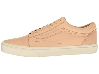 Vans Old Skool DX Mens Unisex Veggie Tan Leather Skateboarding Shoes (8.5  Women 7 1fef1062a