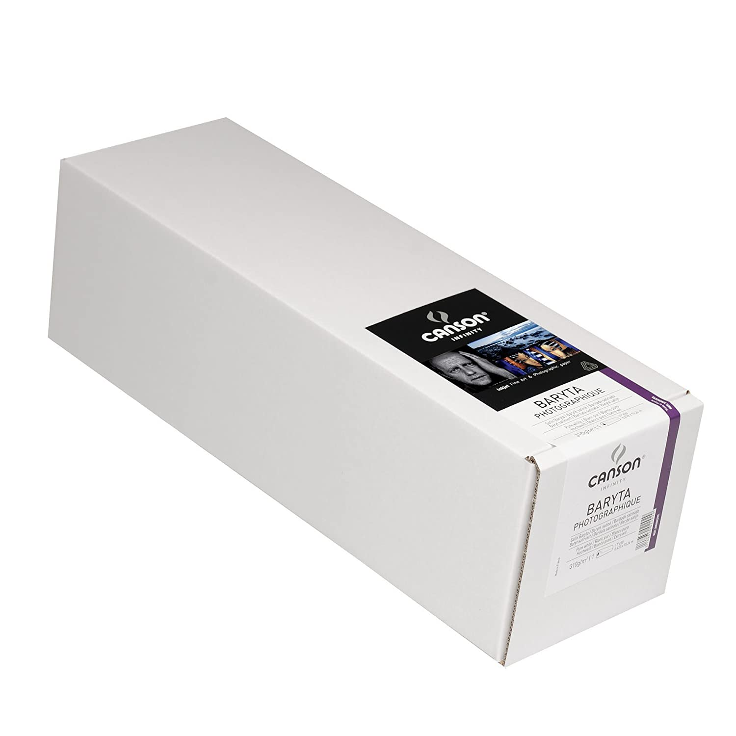 Canson Infinity Baryta Photographique Fine Art Paper, 8.5X11 8.5X11 Canson Inc. 200002271