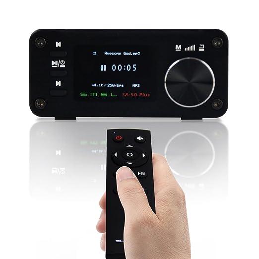 8 opinioni per Amplificatore SMSL SA-50 PLUS
