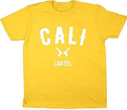 HippoWarehouse Cali Cartel Camiseta Manga Corta niños niñas ...