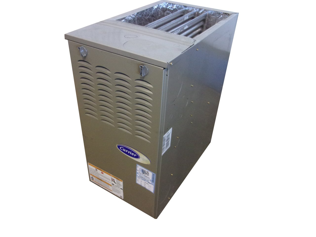 CARRIER ''Scratch & Dent'' Central Air Conditioner Furnace 58PHB070-1-16 ACC-10177