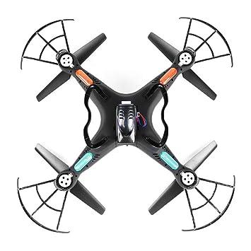 TLgf Drone, cámara 720P FPV Drones Video en Vivo, Modo sin Cabeza ...