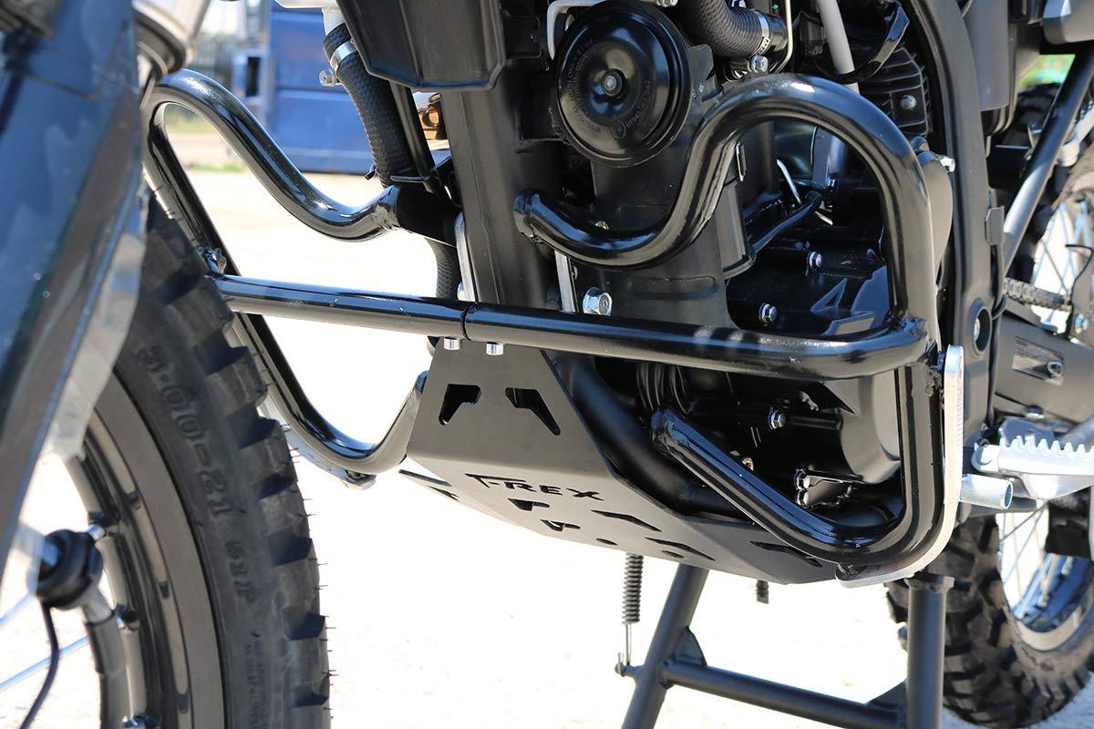 T-Rex Racing 2018-2019 Kawasaki KLX250 Front Axle Sliders