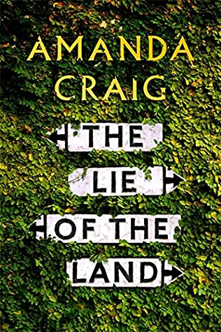 book cover of The Lie of the Land