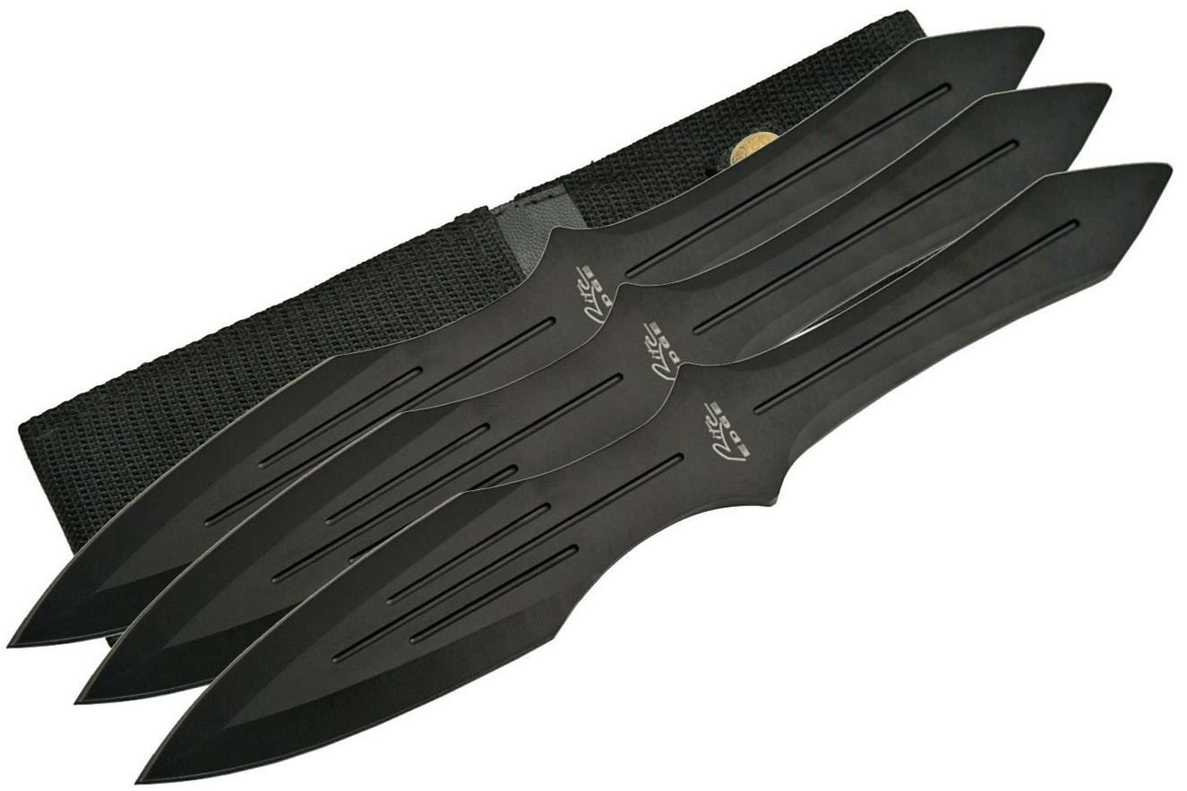 Amazon.com : THROWING Knife with Carbon Sharp Blade Durable ...
