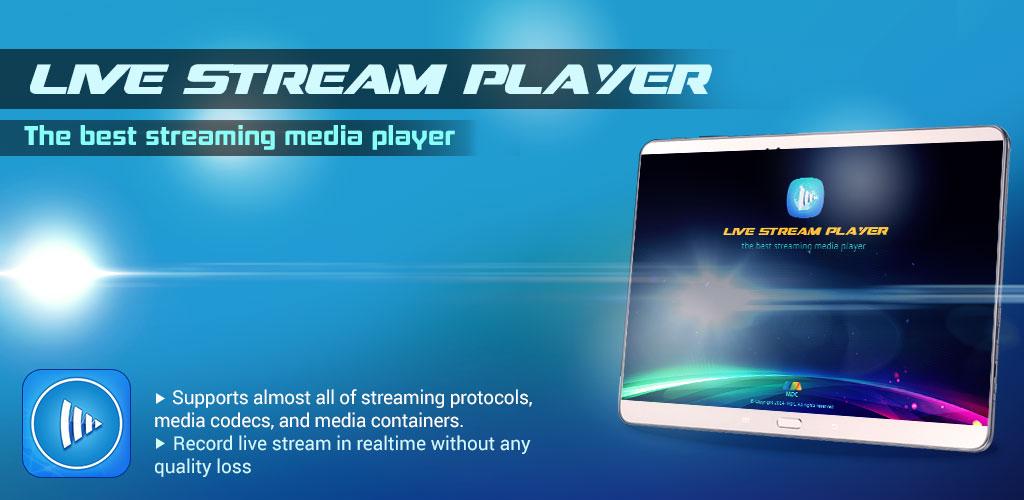 Risultati immagini per Live Stream Player