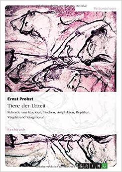 Book Tiere der Urzeit