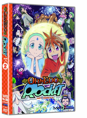 Oh! Edo Rocket: Season 1, Part Two