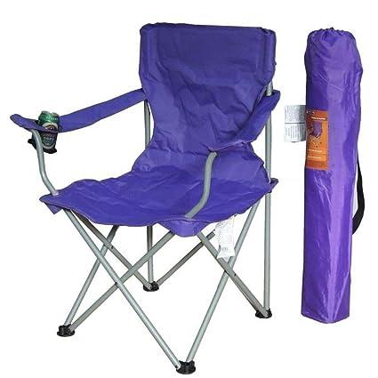 Amazon.com: Lxynb Silla portátil de campamento, sillas ...