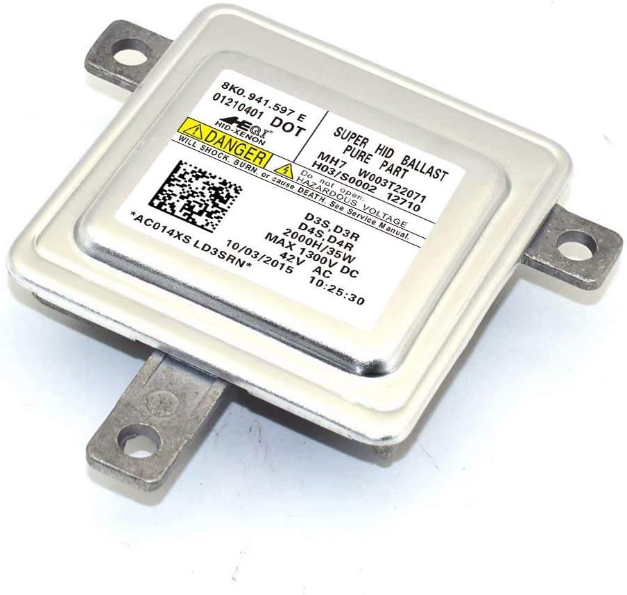 Xenon Scheinwerfer Vorschaltger/ät HID-Modul 8K0941597E W003T22071 OEM