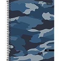 Caderno de 10 Matérias - Pacote com 4 unidades Tilibra, Multicor