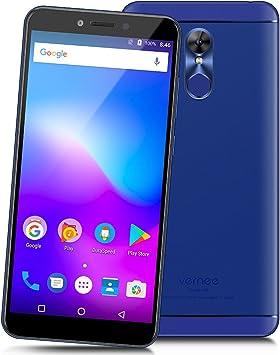 Vernee M6 - 4G LTE Smartphone 5.7 pulgadas de Pantalla Completa 18 ...