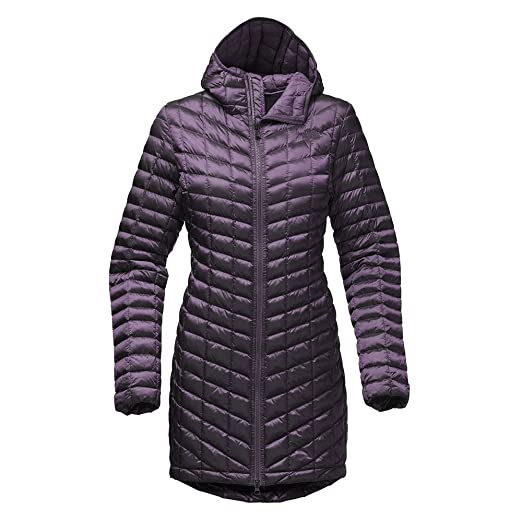 The North Face Women s Thermoball Parka II - Dark Eggplant Purple - S (Past  Season c12d67906