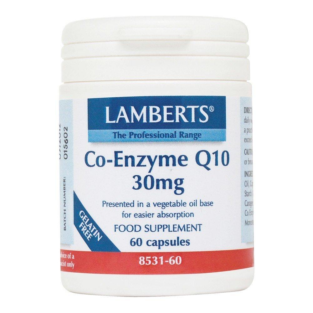 COENZIMA Q10 30MG 60 CAP.: Amazon.es: Salud y cuidado personal