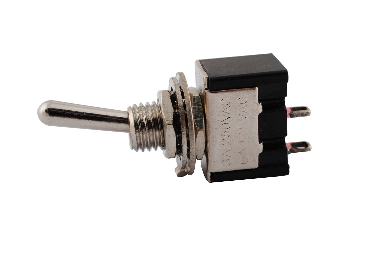 Parts Express Spst Sub Mini Toggle Switch Electronics Wiring Single Pole Throw Rocker With Light Page