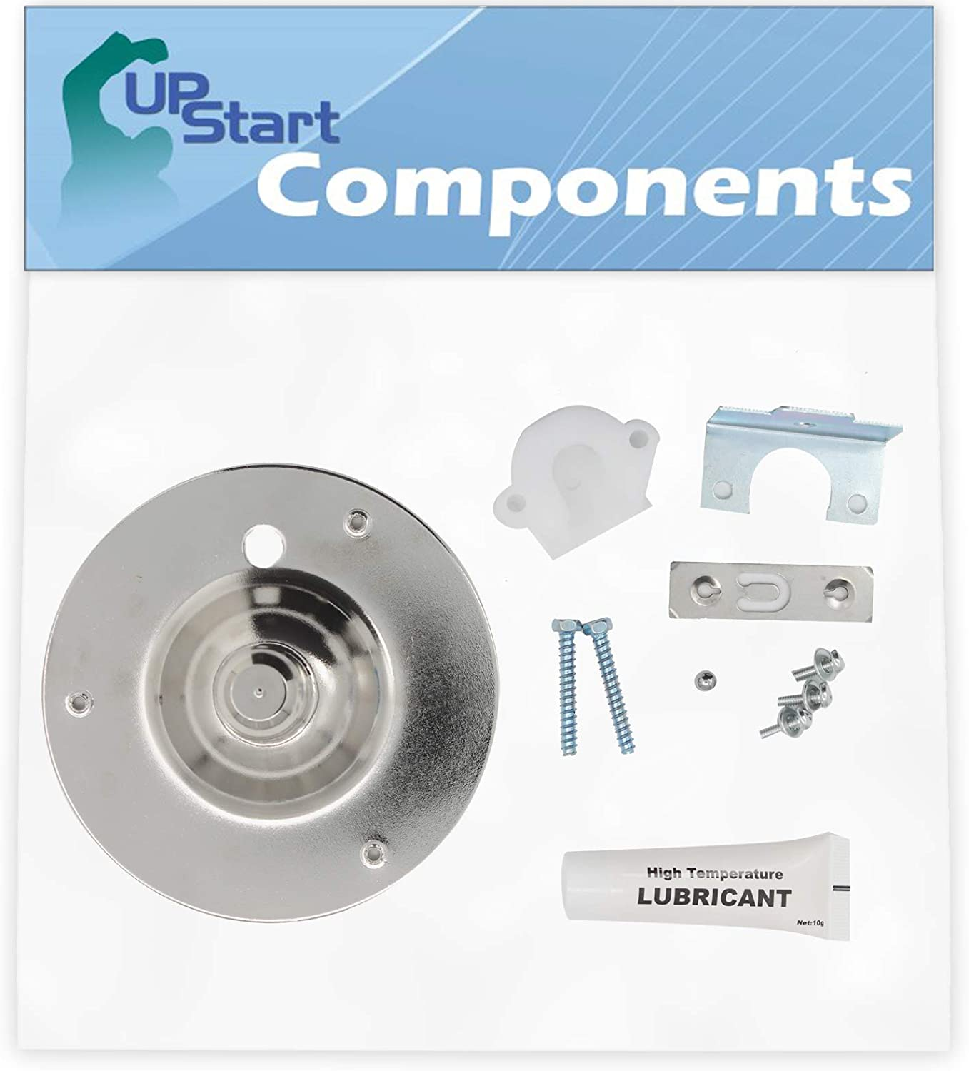 5303281153 Rear Drum Bearing Repair Kit Replacement for Frigidaire LGQ1442ES1 Dryer - Compatible with 5303281153 Rear Bearing Kit - UpStart Components Brand